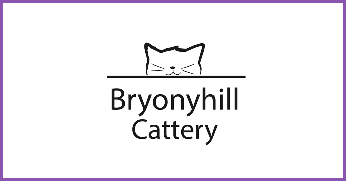 Cattery Reviews | Bryonyhill Cattery